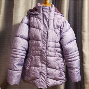 Xersion Puffer Winter Coat for Girls sz S-7/8